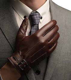 black gloves men - Google Search
