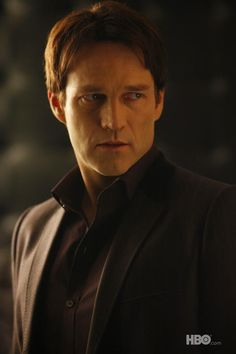 Bill Compton,    Vampire Bill, the God of all vampires on True Blood!