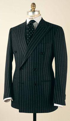 Cesare Attolini Double - Breasted suit