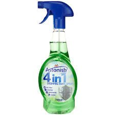 Astonish 4 in 1 Disinfectant Spray 4 In 1, The 4, Finland Trip, Disinfectant Spray, Spray Bottle, Cleaning Supplies, Airstone