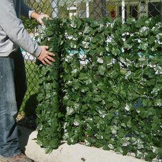 4 Vinyl Fence Slats White At Menards Outside