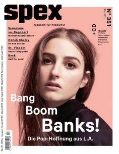 SPEX N°351: Bang Boom Banks!