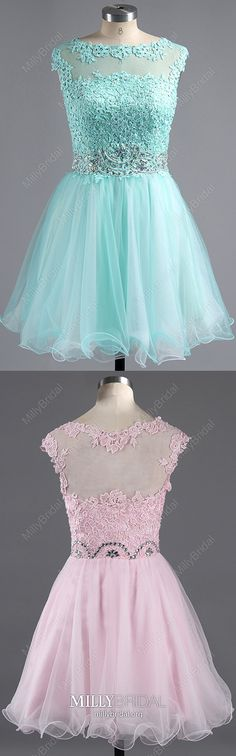 Modest Formal Dresses Short, Blue Homecoming Dresses Elegant, Cheap Prom Dresses A Line, Tulle Sweet Sixteen Dresses With Beading Simple Formal Dresses, Vintage Formal Dresses, Formal Dresses For Teens, Dresses Short, Formal Dresses For Weddings, Formal Evening Dresses, Vintage Homecoming Dresses, Blue Homecoming Dresses, Graduation Dresses