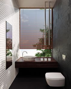 Love the interior design and the way this bathroom is layout. www.remodelworks.com