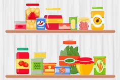 Pilfer your pantry and make something out of nothing with these quick, easy and extremely-simple recipes! Blueberry Oatmeal Pancakes, Black Bean Quesadilla, Mechanical Workshop, Cartoon House, Tofu Stir Fry, Garage Interior, Wall Molding, Canned Black Beans, Mixed Berries