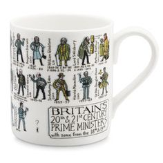 British Prime Ministers Mug - The Present Finder Unique Gifts For Him, Quirky Gifts, Perfect Gift For Him, Gifts For Kids, Stocking Fillers For Men, British Prime Ministers, Presents For Men, Experience Gifts, Back To School Gifts