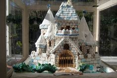 We're down to slay a dragon made out of gingerbread. - Delish.com