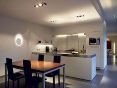 verlaagd plafond met spots - Google zoeken | lighting | Pinterest ...