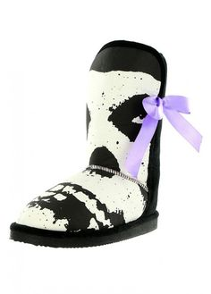 Iron Fist Misfits Fugly Boot | Attitude Clothing - NOW OWN