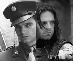Bucky/Winter Soldier