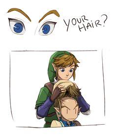"""Tagged """"Legend of zelda""""   Hunter x Hunter ♥ The Legend of Zelda"""
