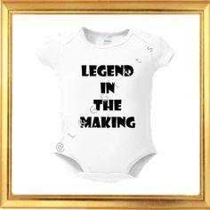 Legend in the making Baby Bodysuit