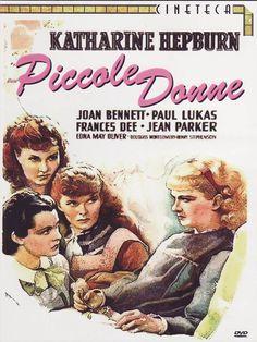Little Women (1933) (Piccole Donne) Italian Import: Amazon.co.uk: Joan Bennett, Frances Dee, Katharine Hepburn, Jean Parker, Max Steiner, George Cukor: DVD & Blu-ray
