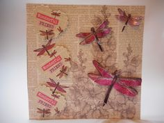 More Than Words Pop-Up Card by Phillipa Lewis.