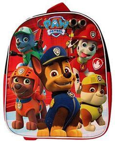 Paw Patrol Preschool Backpack Toddler (11