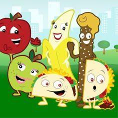 Alimentación, Nutrición y Salud en Niños de Primaria: Tus amigos: la fruta y la verdura