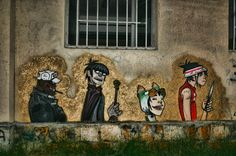 Graffiti, Street Art, #WhiteMaqui