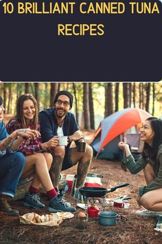 Canned tuna is a great camping food but it can be boring. This article   teaches you creative meals to make while you're on a camping trip.