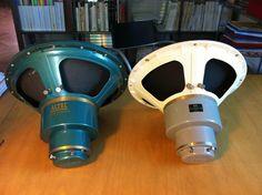 Vintage in english Cinema Theatre, Theater, Altec Lansing, Speaker Design, Loudspeaker, Audiophile, Speakers, Binoculars, Two By Two