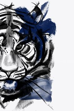 Blue Tiger | SMÄM