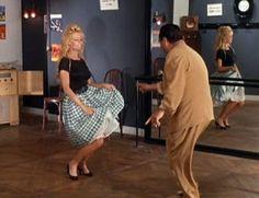 dancing vintage french 1950s 50s 1959 brigitte bardot bardot come dance with me voulez-vous danser avec moi michel boisrond #gif from #giphy
