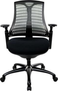 Shop Staples® for At The Office 10 Series Supportiveflex Task Chair With Adjustable Arms & Synchro Tilt Mechanism, Black Back and enjoy everyday low prices, plus FREE shipping on orders over $39.99. http://www.staples.com/ATO-10-Series-Supportiveflex-Task-Chair-With-Adjustable-Arms-Synchro-Tilt/product_395743