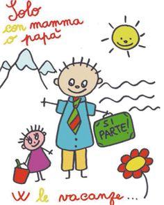 Le vacanze dei genitori single.  www.vacanzebimbi.it/guida.html