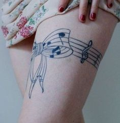 This might be the prettiest tattoo I've ever seen. If I was into tattoos, I would probably get something like this.
