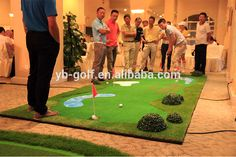 Good Quality Golf Green For Outdoor or Indoor Using #backyard_mini_golf, #outdoor