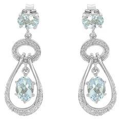 Zeer mooie klassieke zilveren oorbellen van Juwelo. We love them ♥