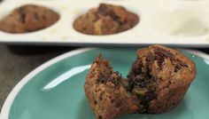 METHOD Pre-heat oven to 180°C. Grease and line a 12-muf … Chocolate Zucchini Muffins, Animals For Kids, Grease, Oven, Breakfast, Recipes, Food, Morning Coffee, Chocolate Zucchini Cupcakes