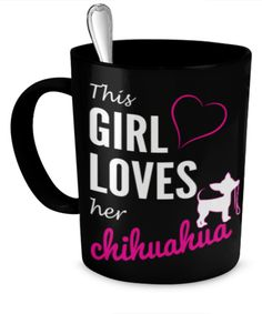 This Girl Loves Her Chihuahua!