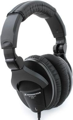 Sennheiser HD 280 PRO Circumaural, Pro Studio Headphones - Closed