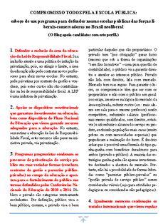Blog do Sérgio Moura: Compromisso TODOS PELA ESCOLA PÚBLICA
