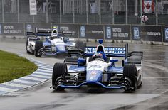 IndyCar: Ryan Briscoe, Tristan Vautier and Pippa Mann have all been added to the entry list for this weekend's IndyCar race at Texas Motor Speedway. RACER.com