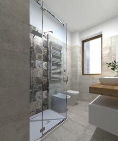 65 Ideas For Rustic Bathroom Tile Bathtubs Small Bathroom Paint, Diy Bathroom Decor, Bathroom Layout, Bathroom Styling, Bathroom Interior Design, Natural Bathroom, Brown Bathroom, Casa Milano, Bathtub Tile