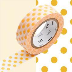 Masking Tape - Deco - Abricot Abricot - 15 mm x 10 m - CREAVEA - 3,35