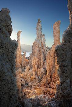 ~~Tufa Heaven ~ Mono Lake State Park, California by merlune~~