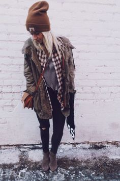winter outfits casual winter fashion 2017 winter fashion outfits winter fashion cold winter fashion 2017 street style winter style winter sweaters winter clothes winter looks winter layering outfits Winter Outfits For Teen Girls, Fall Winter Outfits, Winter Wear, Autumn Winter Fashion, Winter Clothes, Winter Outfits Warm Layers, Winter 2017, Cozy Winter, Holiday Outfits