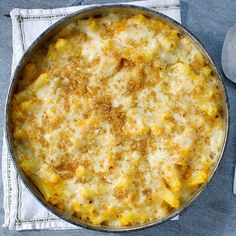 Golden Macaroni and Cheese with Butternut Squash Puree | Food & Wine