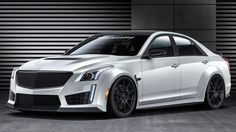 2016 Hennessey CTS-V is properly ridiculous with 1,000 horsepower