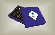 Çikolata Tatlı Kutuları Tasarım ve İmalat