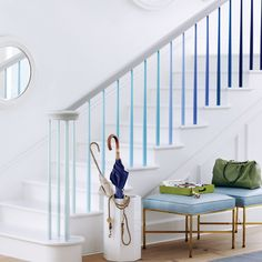 Elevate Your Design: 13 Ideas for Jazzing Up Your Stairs