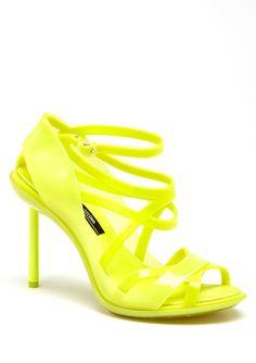 melissa neon shoes