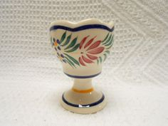 quimper egg cup - Google Search