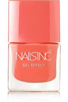 Nails inc Gel Effect Nail Polish - Kensington Passage #Nailsinc