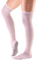 ToeSox 'Scrunch' Half Toe Knee High Gripper Socks