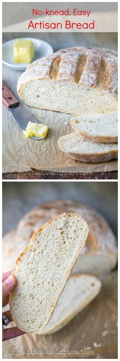 This no-knead bread is so easy and super soft! Bakery quality!! (watch the video tutorial) from @natashaskitchen