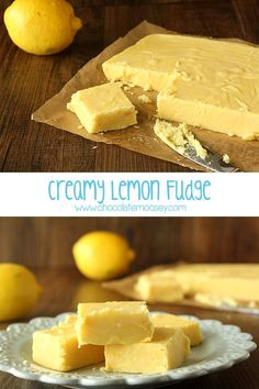 Change up your fudge routine with Creamy Lemon Fudge, a sweet and tangy flavor in every bite.