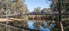 Victoria - Rural City of Wangaratta - the north-east of the State.